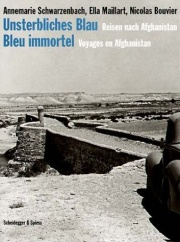 Cover Unsterbliches Blau / Bleu immortel