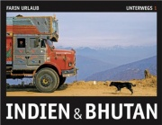 Cover Indien & Buthan