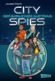 Cover City Spies