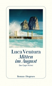 Cover Mitten im August